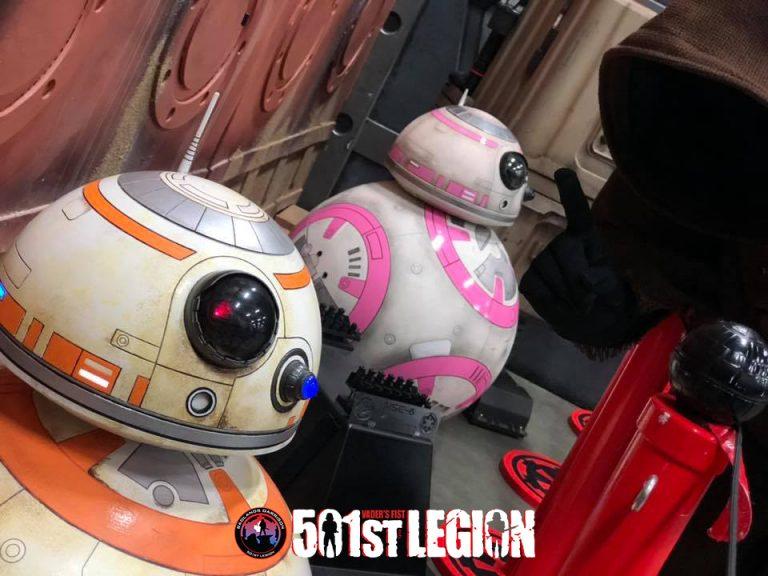 droids edmonton expo