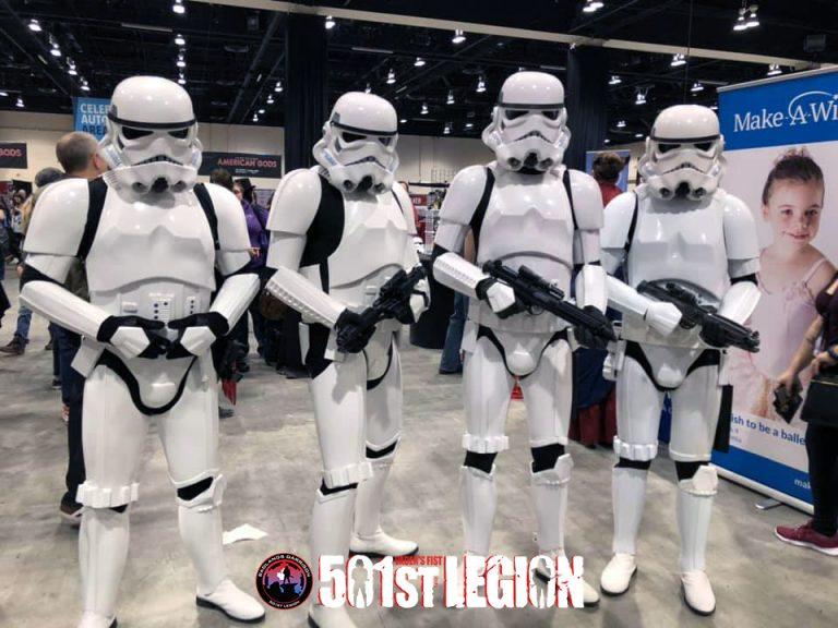 troopers calgary expo