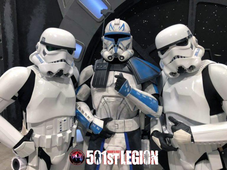 troopers edmonton expo