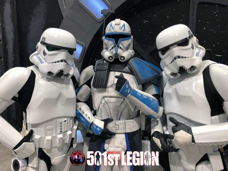 troopers edmonton expo